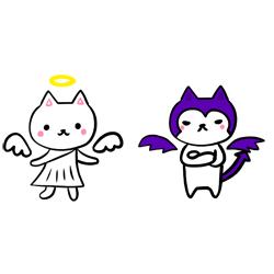 天使と悪魔の夢占い