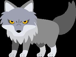 あなたは危険な存在!?狼の夢占い